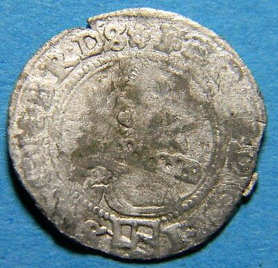 Medieval Silver coin From the EU