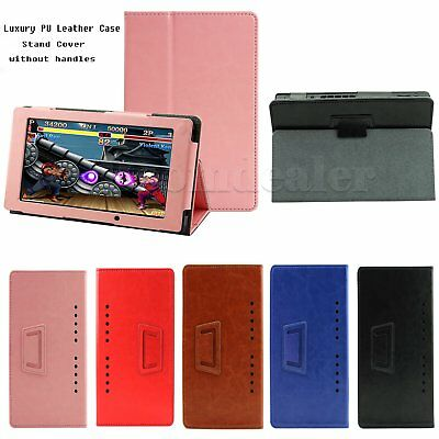 Luxury Magnetic PU Leather Case Stand Cover for Nintendo Switch #HAU
