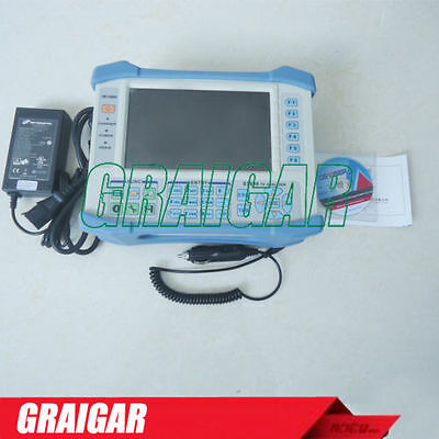 S7000 Analog Digital Satellite TV Analyzer QAM,8VSB,DVB-T/H/T2/S/S2, DTMB
