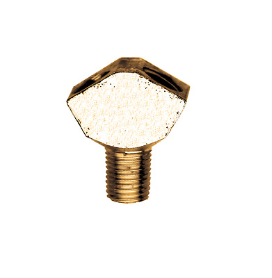 """Y Male to Female Splitter Fitting 1/4"""" NPT Brass for Pneumatic Tools"""