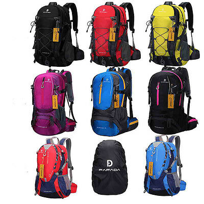 40L 35L 25L Unisex Trekking Hiking Sports Waterproof Backpack for Traveling DHL