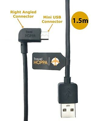 MINI USB Data Sync Charger Charging Cable for TomTom Go 750 1.5m