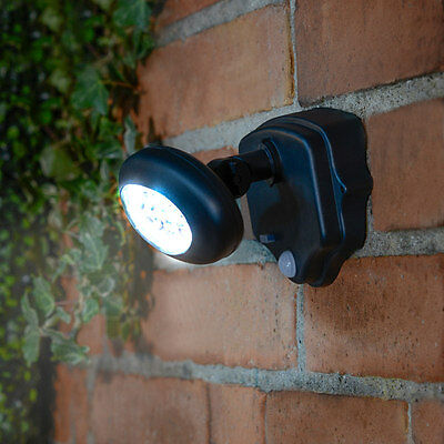 Motion Sensor Outdoor Security Light With 10 LED Lights