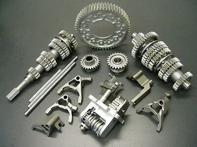 Pfitzner (PPG) 6 Speed Sequential Gear Set for Mitsubishi Evo X
