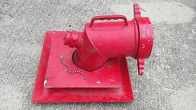 4-1/2 Inch Low Flow Strainer Fire Engine r
