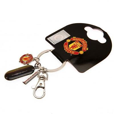 Official Licensed Football Team Key Rings Manchester United FC Key Chain Design