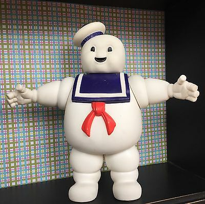 """1984 Ghostbusters 6"""" Stay Puft Marshmallow Plastic Figurine"""