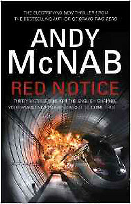 Red Notice: (Tom Buckingham Thriller 1), New, McNab, Andy Book