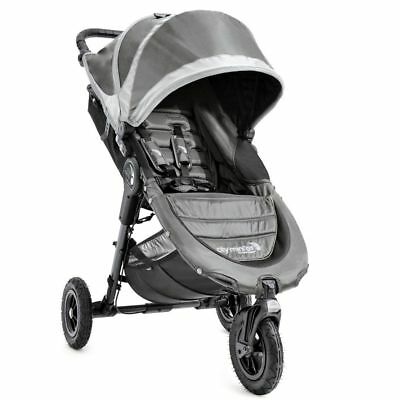 City Mini GT Single Stroller, Steel Gray - 1962757