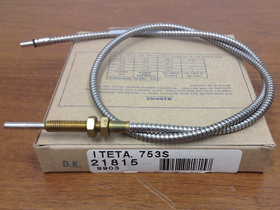 Banner Engineering - Fiber Optic Light Guide - Model ITETA.753S - NEW