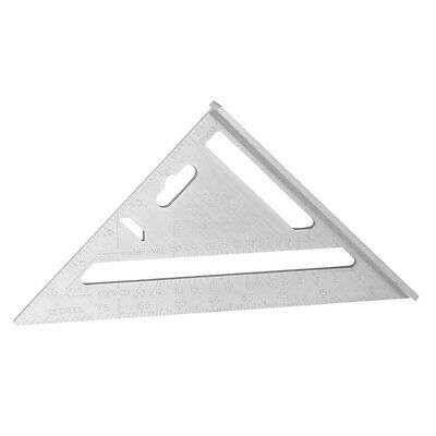 Empire Level 2990 Heavy Duty 7-1/2-Inch Solid Aluminum Magnum Rafter Square