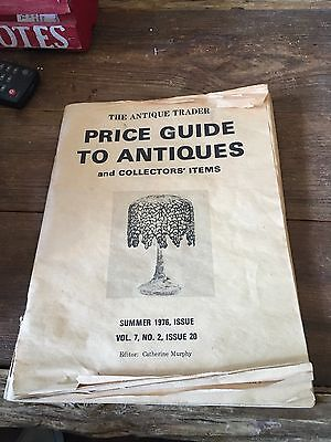 1976 Price Guide to Antiques