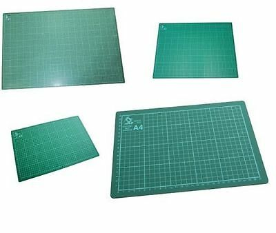 A2 A3 A4 Cutting Mat Non Slip Printed Grid Lines Knife Board Crafts Self Filling