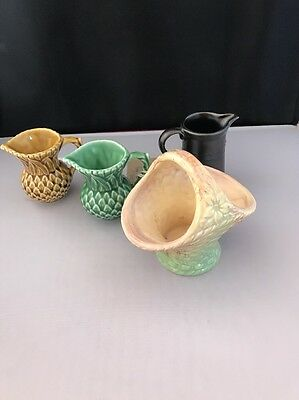 Job Lot Of Slyvac Pottery