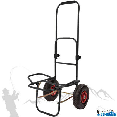 NEU XL Angel Trolley Karpfen Transportwagen Transportkarre Barrow Tacklekarre