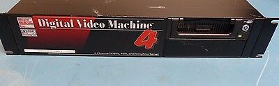 Alcorn McBride Inc. Digital Video Machine 4