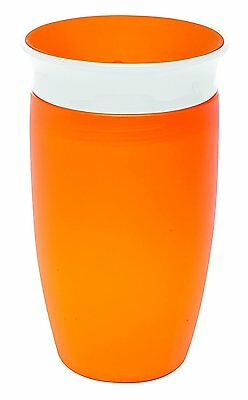 Munchkin Miracle 360 Sippy Cup, 10 Ounce, Orange