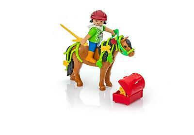Groomer with Bloom Pony PLAYMOBIL Country