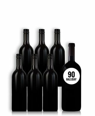 Secret Clare Valley Shiraz Cab 2015 + Magnum (7 Bottles)