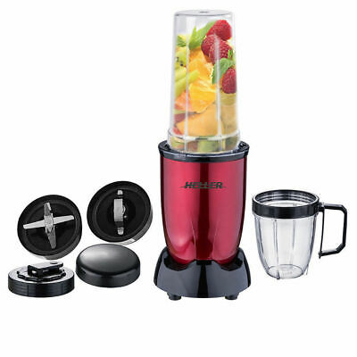 Heller Nutri Max Blender Electric 900W Chop/Mix/Puree/Grate/Grind for Smoothie
