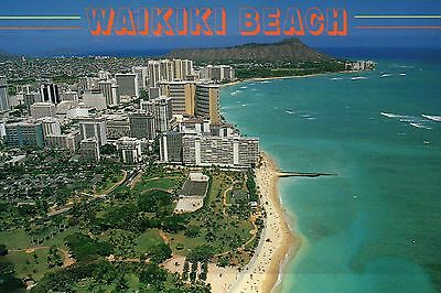""""""" Hawaii """" Postcard of the Month Club, 1-Year Subscription - Christmas Gift Idea"""