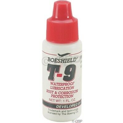 2 X Boeshield T9 Bike Lube T-9 Dripper Mtb Lubricant Waterproof Wax 1Oz Chain