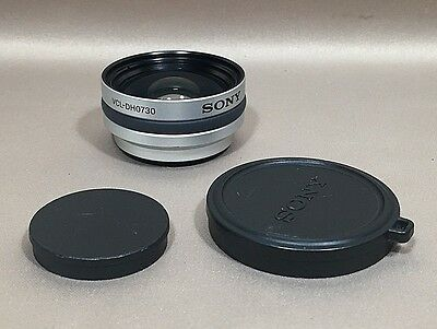 SONY VCL-DH0730 Wide Conversion Lens x0.7 - Made in Japan
