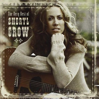 SHERYL CROW The Very Best Of - CD NEW & SEALED (16 Tracks)