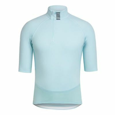 Rapha Light Blue Kilver Softshell Base Layer. Size XS. BNWT.