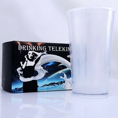 Free shipping Drinking Telekinetic  -- Close Up Magic