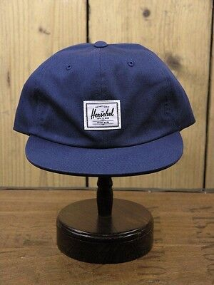 Herschel Albert Navy Baseball Cap SALE