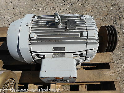 30 HP WEG Electric Motor Explosion Proof 3 phase 1765 RPM