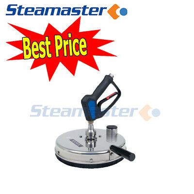 "HIGH INDUSTRIAL PRESSURE WASHER ROTARY SURFACE CLEANER 6"" FL-ABB300 whirl a way"