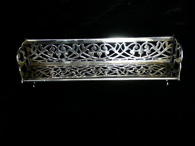 Sterling Silver Sugar Cube Holder Model Number 6672
