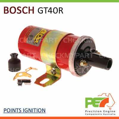 New Genuine * BOSCH * GT40R Points Ignition Coil
