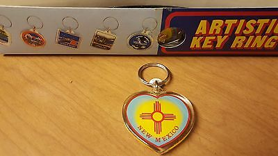 Lot of 60 New Souvenir New Mexico Keychains Just .50 cents each - Fast Shipping!