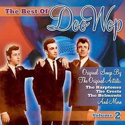Doo Wop, Vol. 2 by Various Artists (CD, NEW & FACTORY SEALED:::