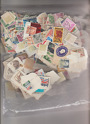 1 - 6 ounce lot of USA stamps (2017-018)