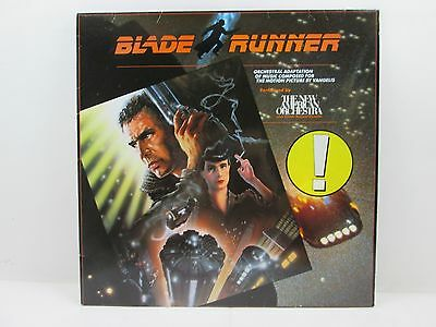 The New American Orchestra – Blade Runner -FM 99 262 EUROPE AÑO:1982 LP