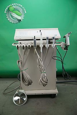 ASI Advanced Endodontic  Dental Delivery Unit LOADED WITH EVERYTHING  ENDO. L@@K