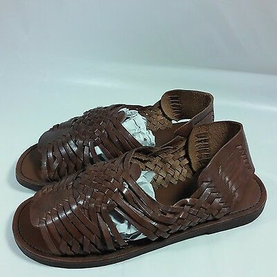 32fc95b0ce4ab Men s Drexlite-Woven Slip-on Walking Casual Lounging Sandals Brown Leather -10