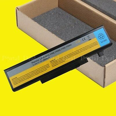 9 Cell Battery for IBM Lenovo Ideapad Y550A Y550P 55Y2054 Y450 Y450a Y450g Y550