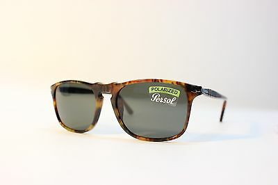 New Persol Po 3059S 108/58 - 54 Unisex Tortoise Polarized Sunglasses