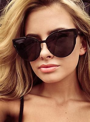 New Women's Quay Black Game On Sunglasses
