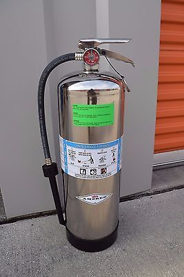 AMEREX Model 250 2.5 Gallon Foam Fire Extinguisher NEW FREE SHIPPING