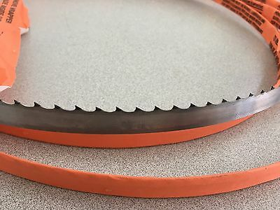"All Purpose & Bone-In Meat Cutting Band Saw Blades 142"" 3TPI x 5/8 x .022"