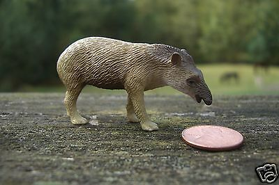 Yowie US Chocolate Brand Collectible Figure South American Tapir Yowies Figurine
