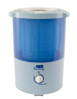 The Laundry Alternative Mini Countertop Spin Dryer Clothes Portable