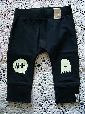 BNWT....**Cotton On Baby** Glow In The Dark Leggings ....Size 00/3-6 Months.....