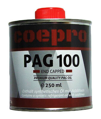 PAG100 Klima Kompressor Öl PAG 100 250ML End Capped